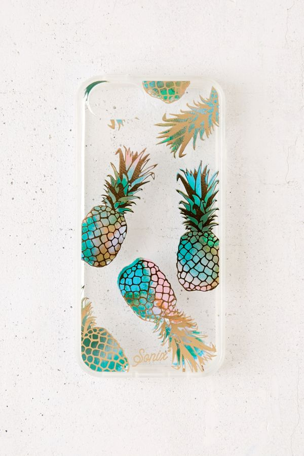 the best attitude ae6ae 9d02d Sonix Pineapples iPhone 5/5s/SE Case