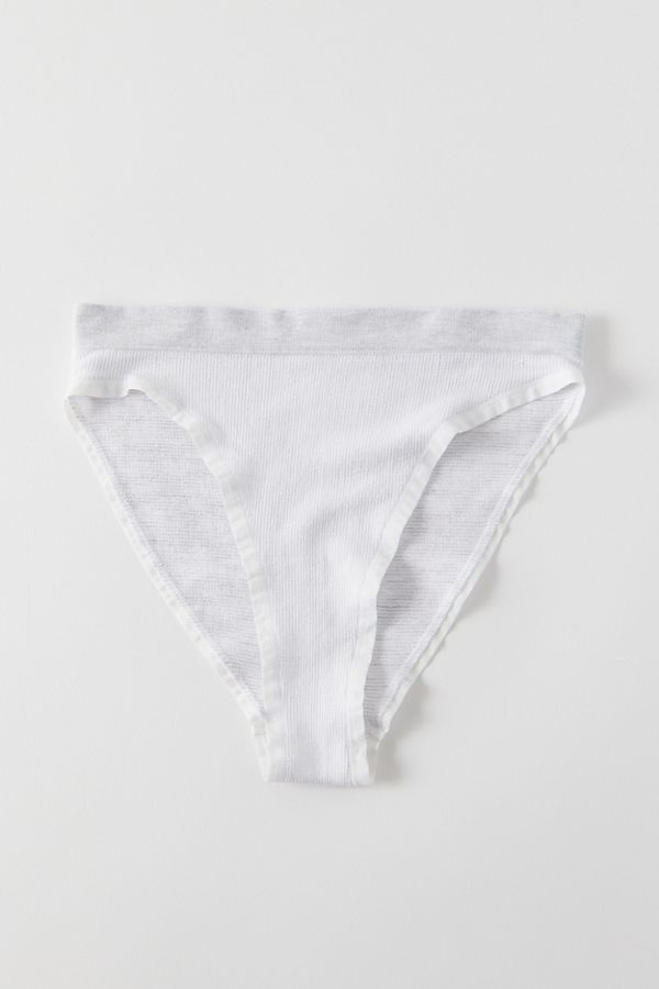 Out From Under Markie Seamless Ribbed Bikini by Out From Under