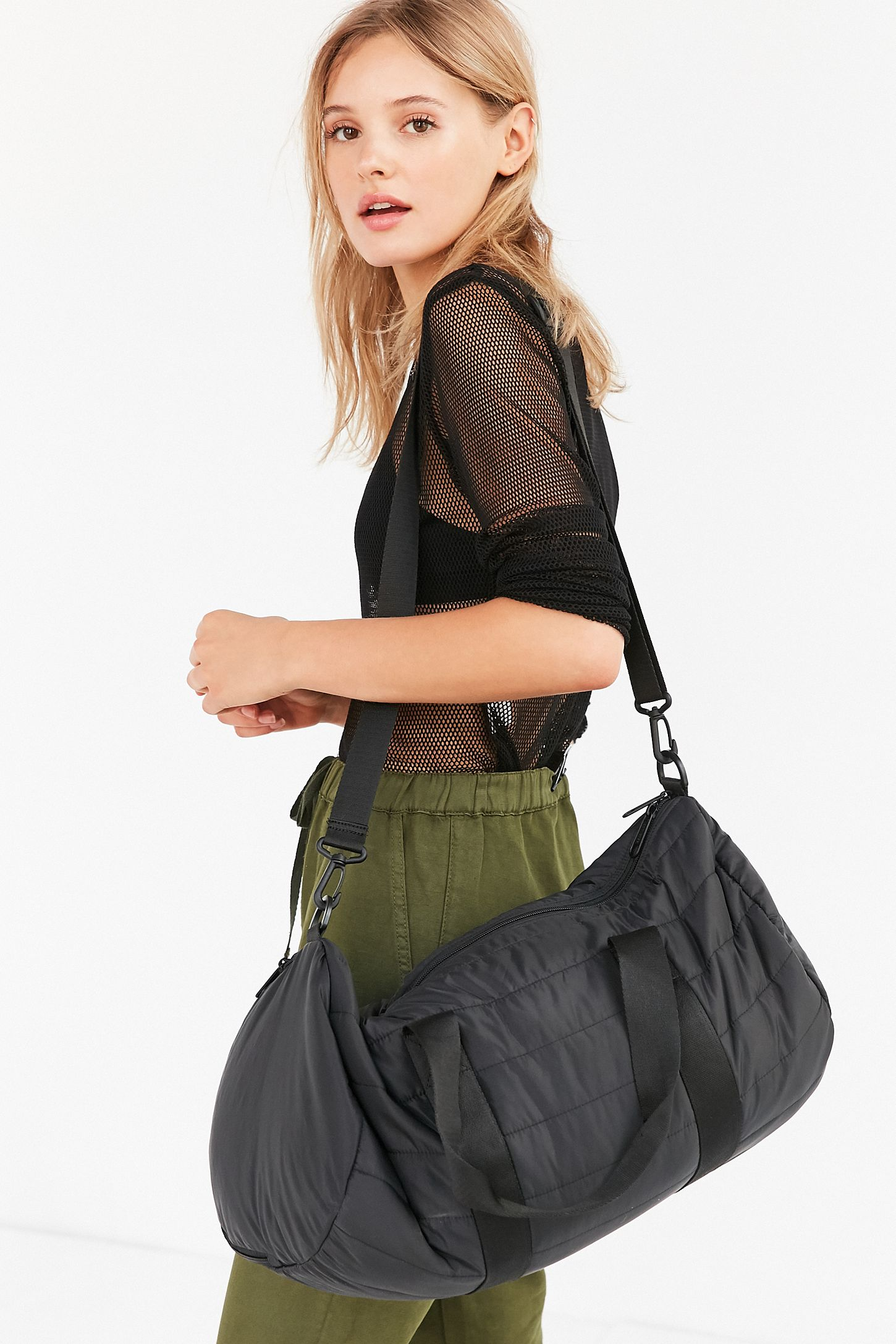 5180599eaa Converse Packable Duffel Bag | Urban Outfitters Canada