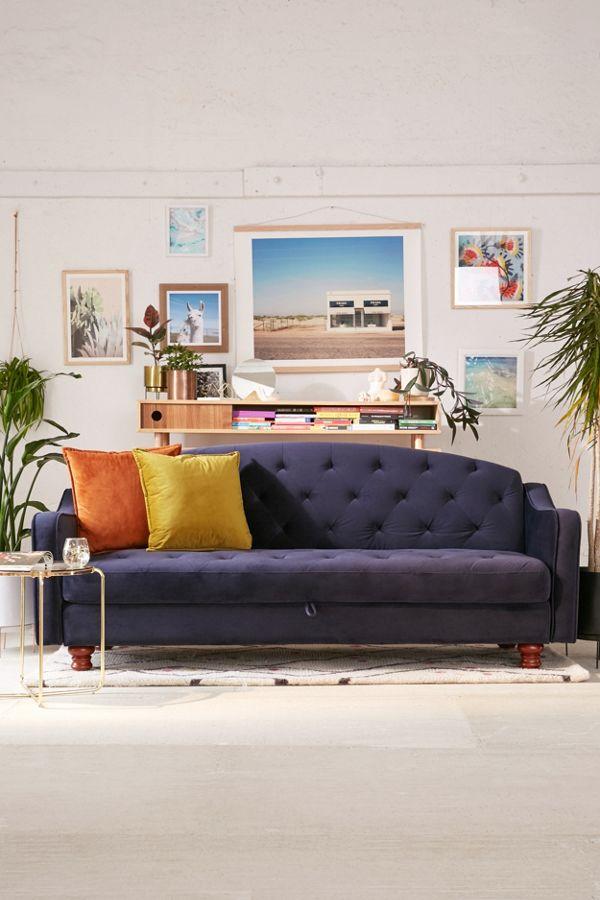 Incredible Adeline Storage Sleeper Sofa Uwap Interior Chair Design Uwaporg