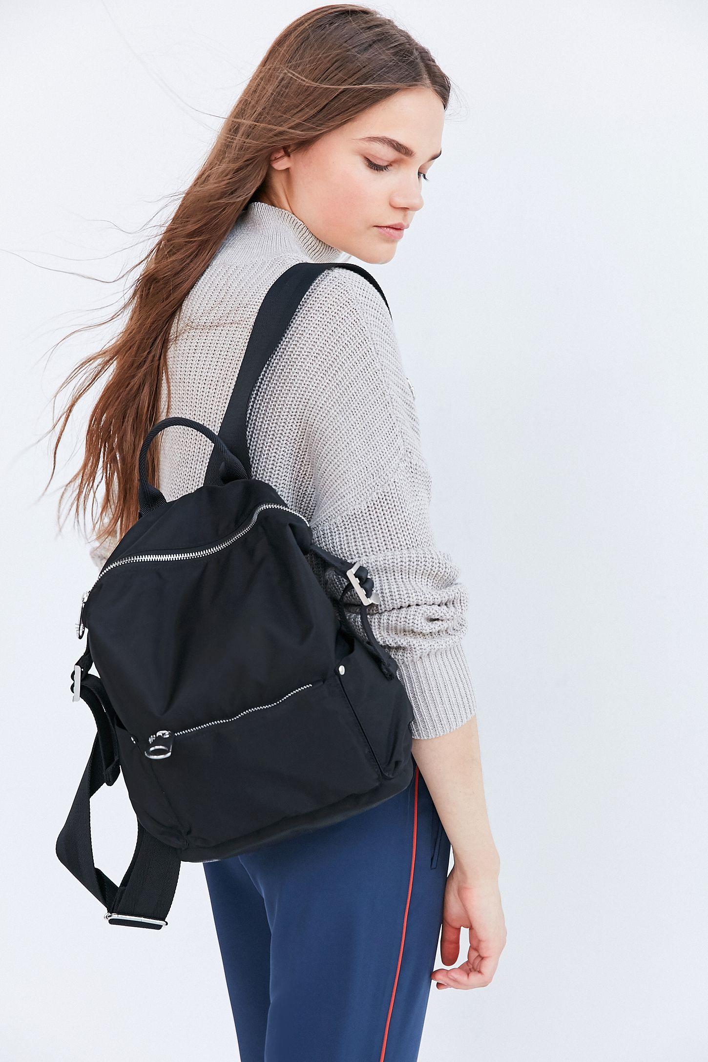 4a6b586eae2 Silence + Noise Mini Nylon Backpack