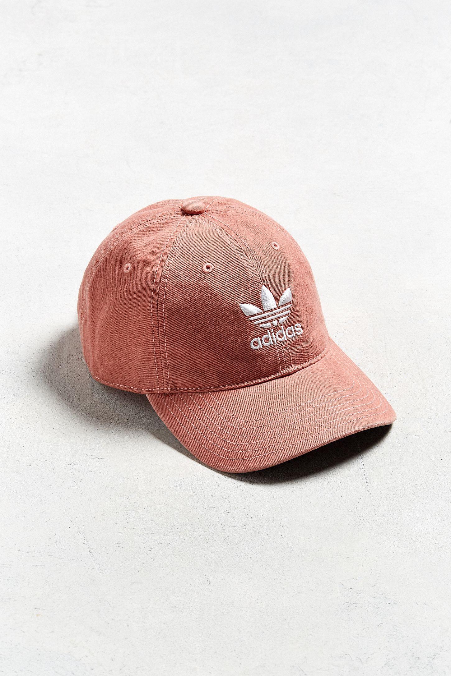 3c45b6a1ed3 adidas Originals Relaxed Baseball Hat