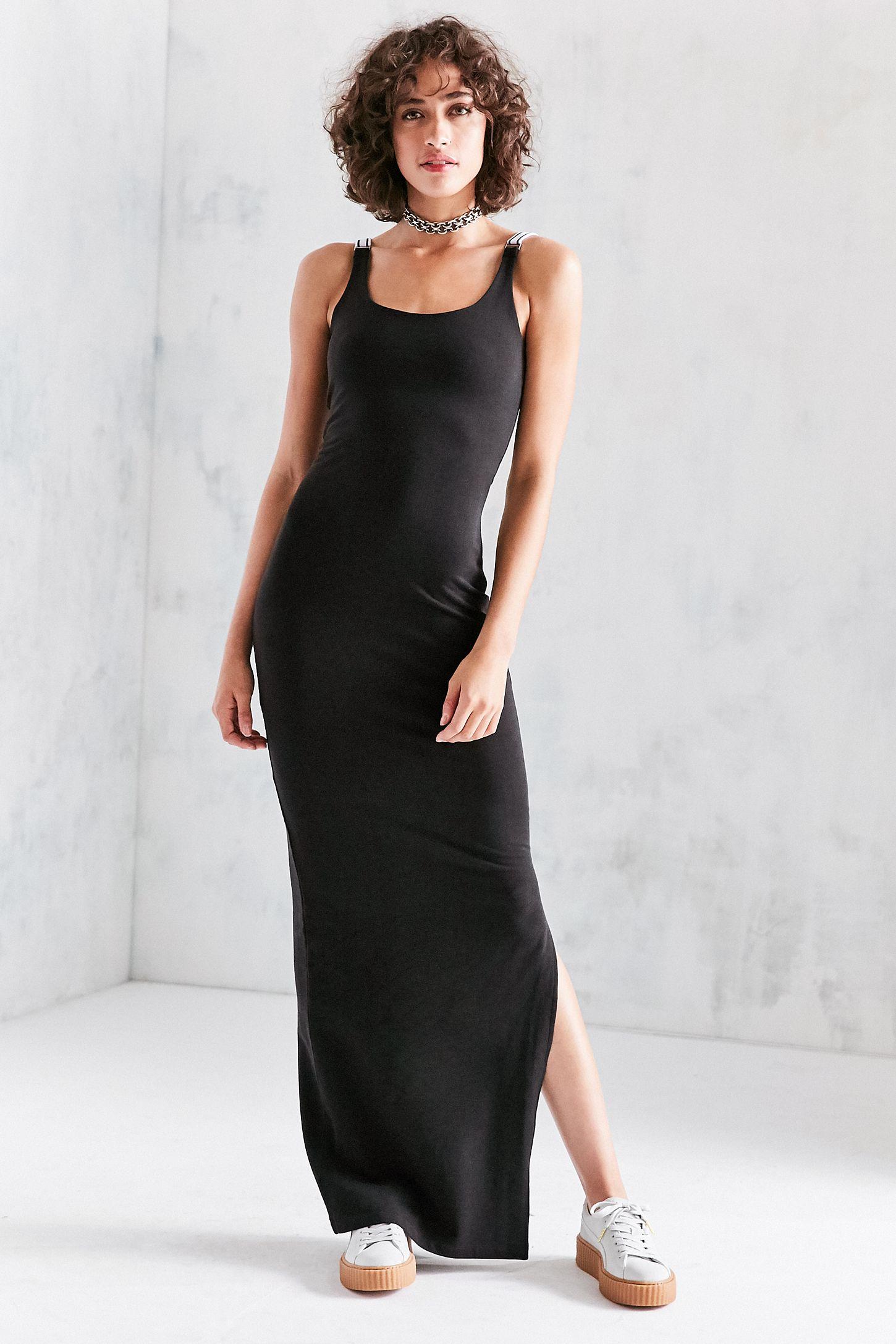 63898e6db0b Puma Fenty By Rihanna Column Maxi Dress
