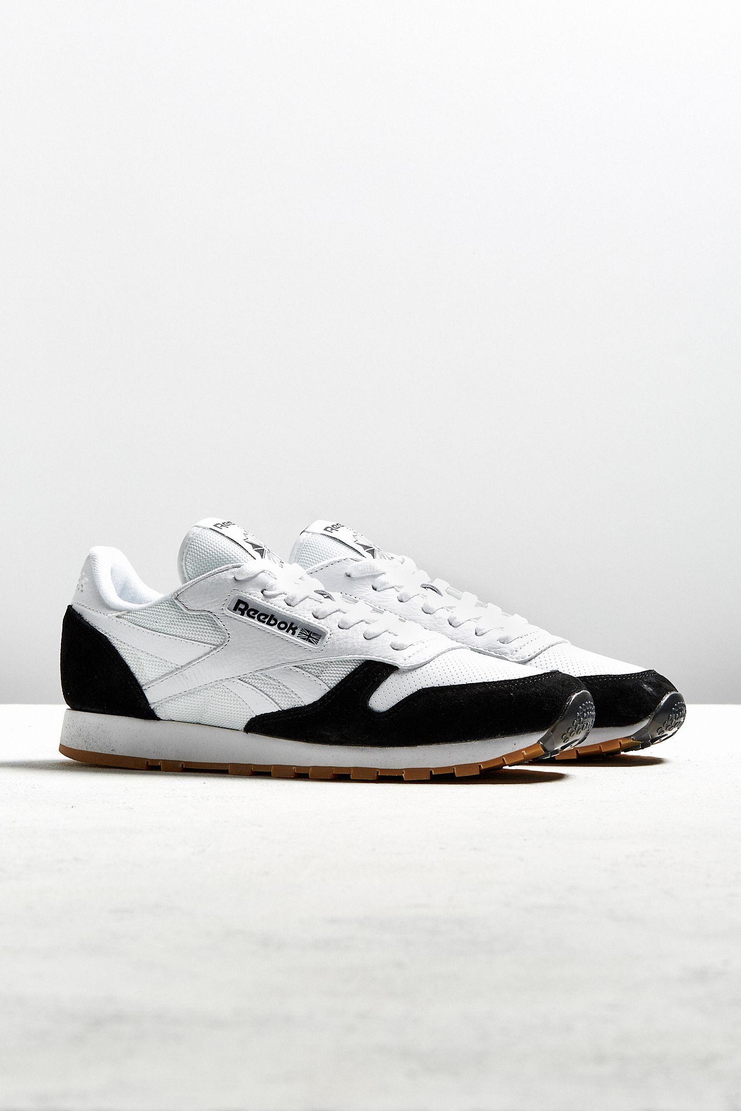 newest 22ca8 80579 Reebok X Kendrick Lamar Classic Leather Perfect Split Sneaker ...