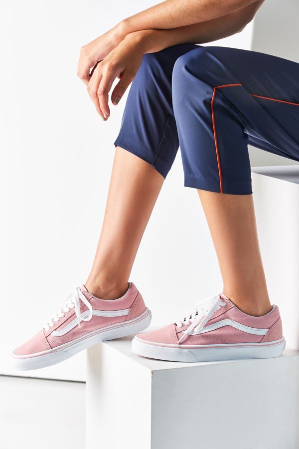 Vans Pink Old Skool Sneaker | BASKET | Chaussure, Vans