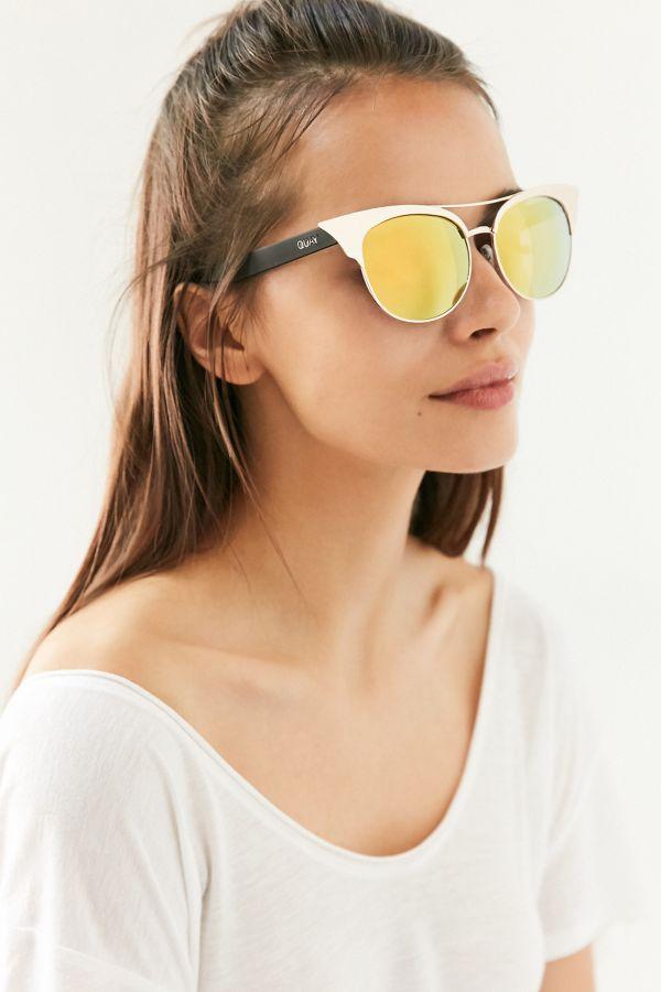 721c73b27d Quay Zig Cat-Eye Sunglasses