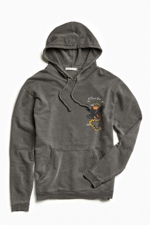 23eb11cc64462 Osaka Souvenir Hoodie Sweatshirt