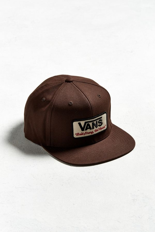 995b2dd2 Vans Rowley Snapback Hat