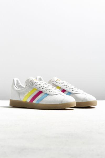 adidas gazelle tricolor