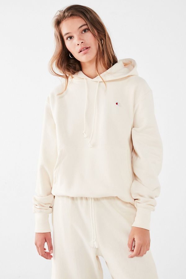 e3817e4d Champion & UO Reverse Weave Hoodie Sweatshirt | Urban Outfitters
