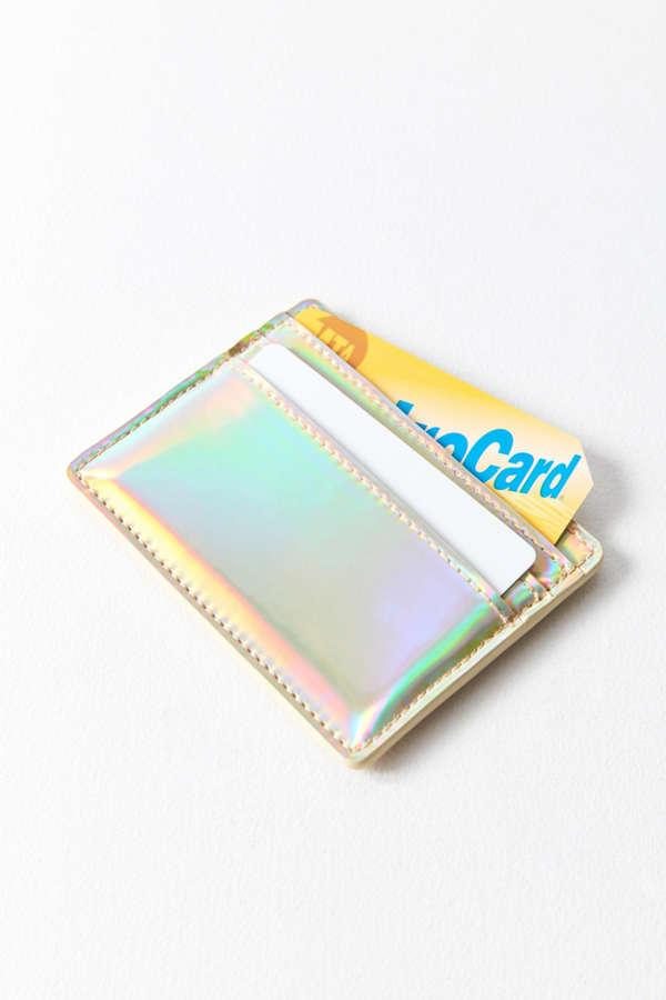 eb9c8f106ec Metallic Card Case