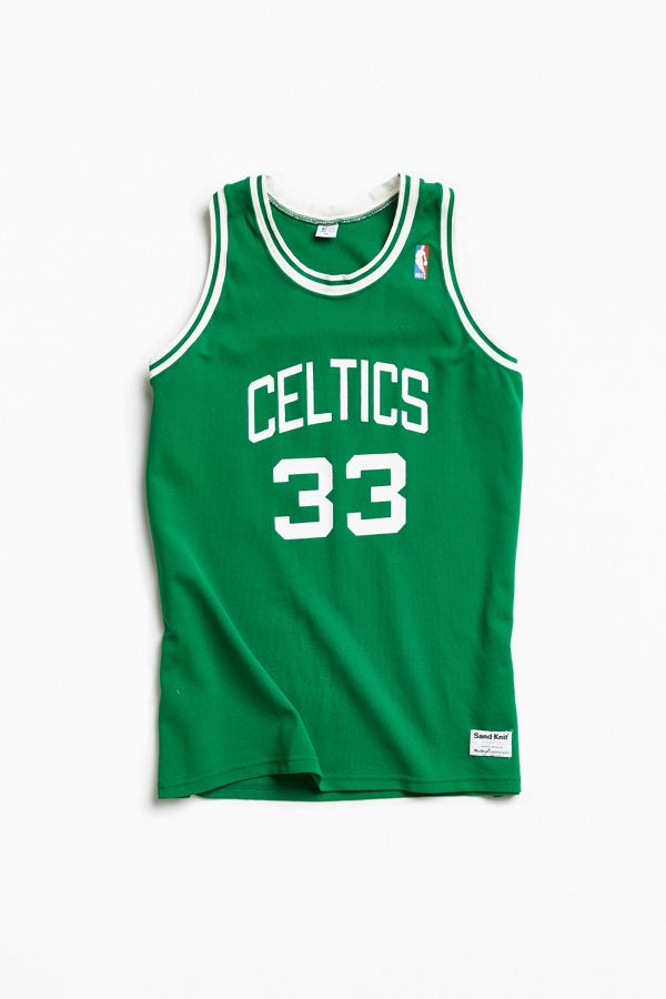 new style 90df6 aeef7 Vintage Larry Bird Celtics Jersey