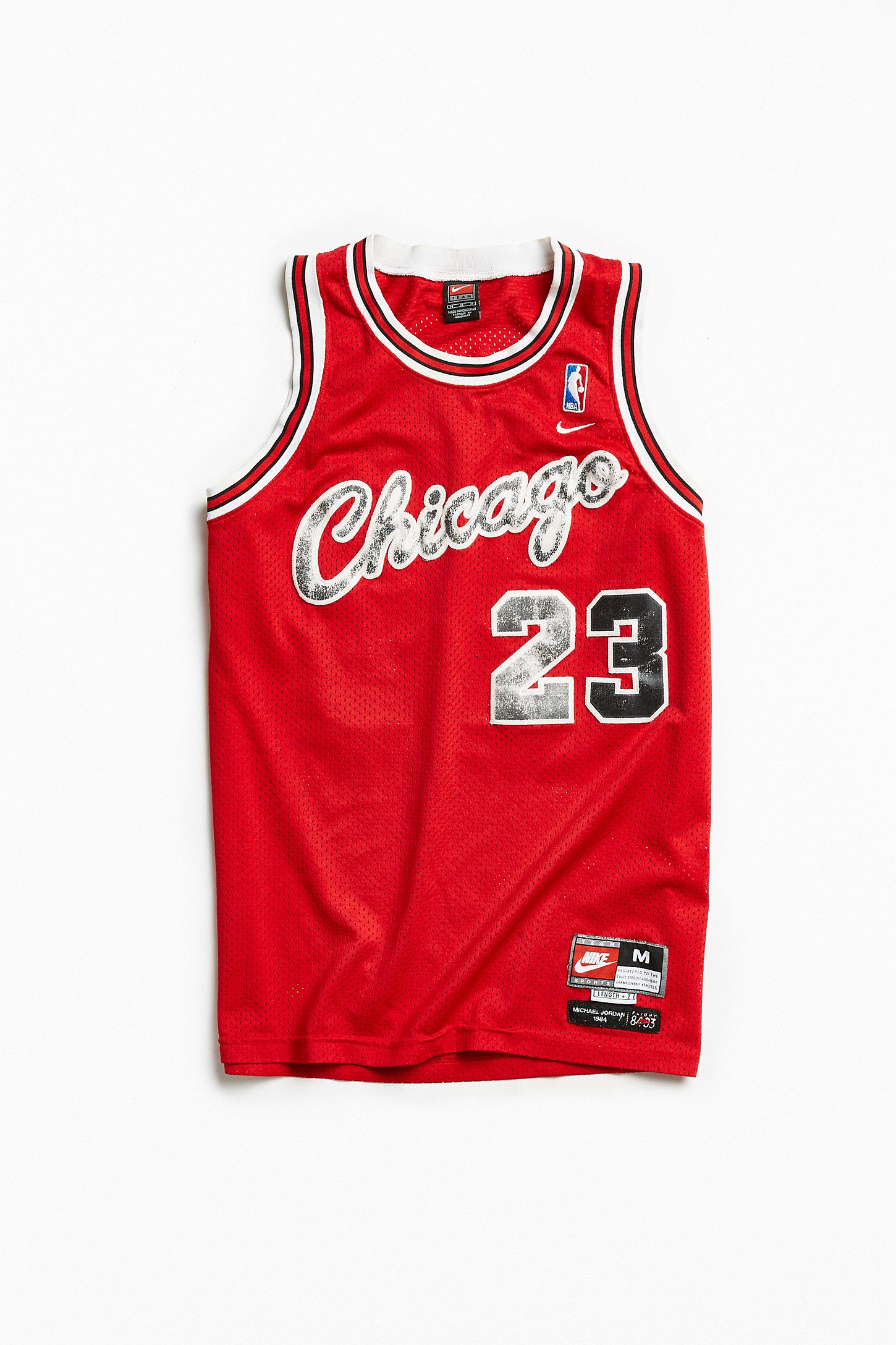 best website 5cfb4 1b122 Vintage Michael Jordan Bulls Jersey | Urban Outfitters Canada