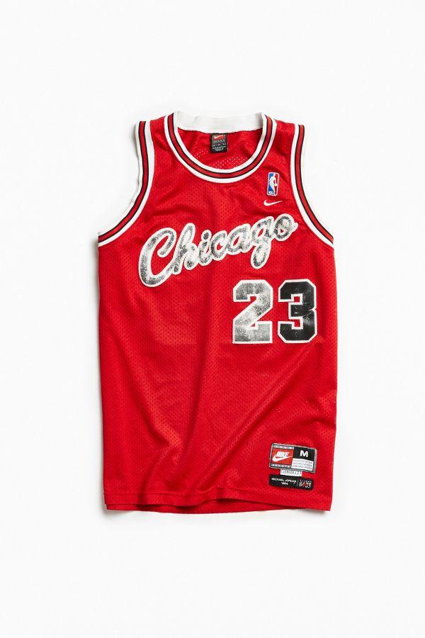 4d43a83404ee5 Vintage Michael Jordan Bulls Jersey | Urban Outfitters Canada