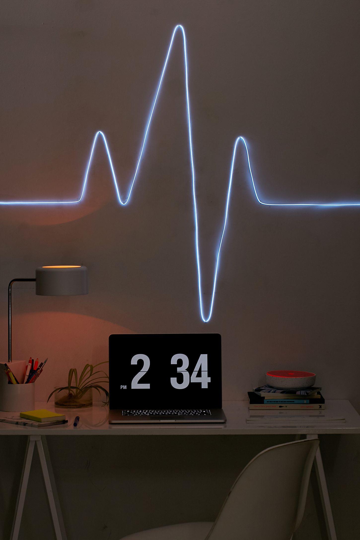 Customizable Neon El Wire Light