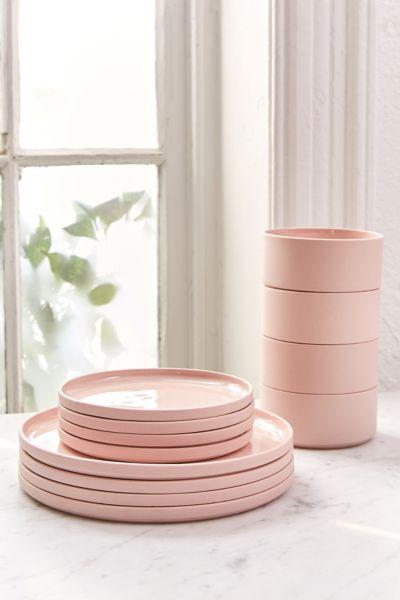 12 Piece Modern Dinnerware Set Urban Outfitters