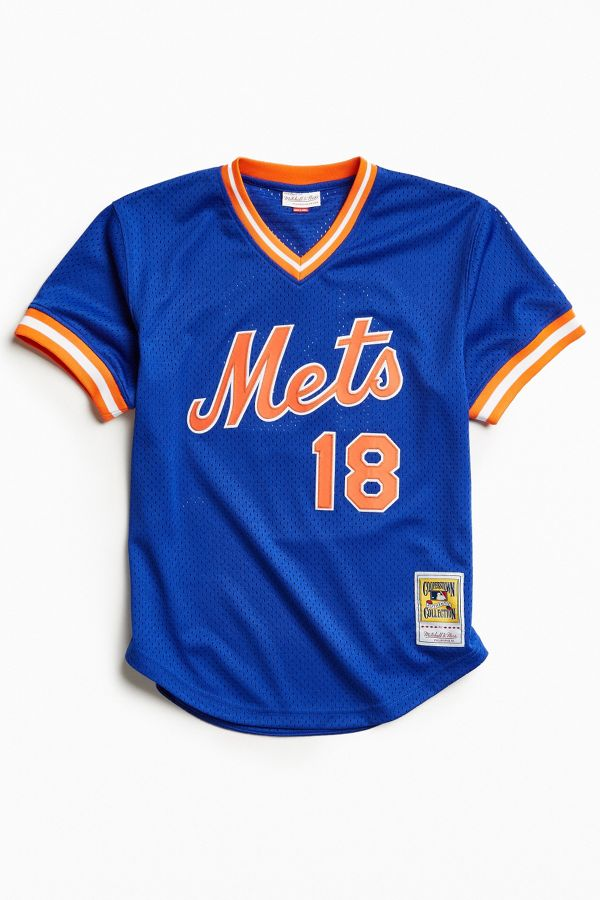the best attitude 2f6d4 4234c Mitchell & Ness New York Mets Jersey