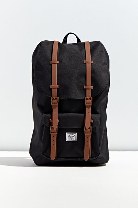 587b99a5a4f Black. Back in Stock. Herschel Supply Co. Little America Backpack