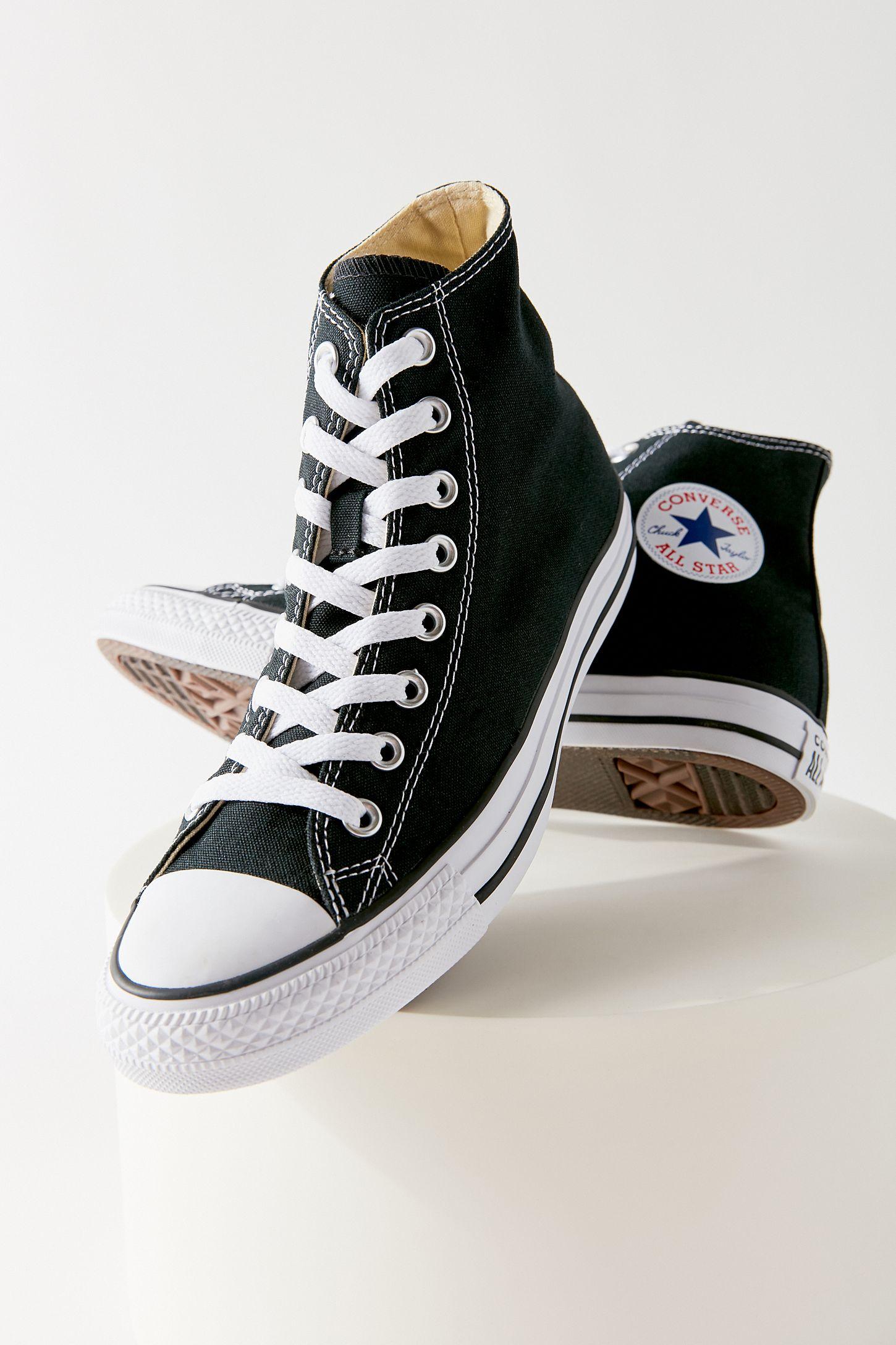 converse chuck taylor all star sneaker high