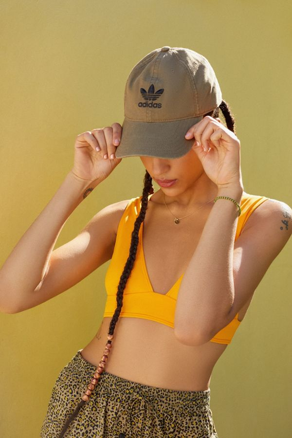 e82772c15d8 adidas Originals Relaxed Strapback Baseball Hat