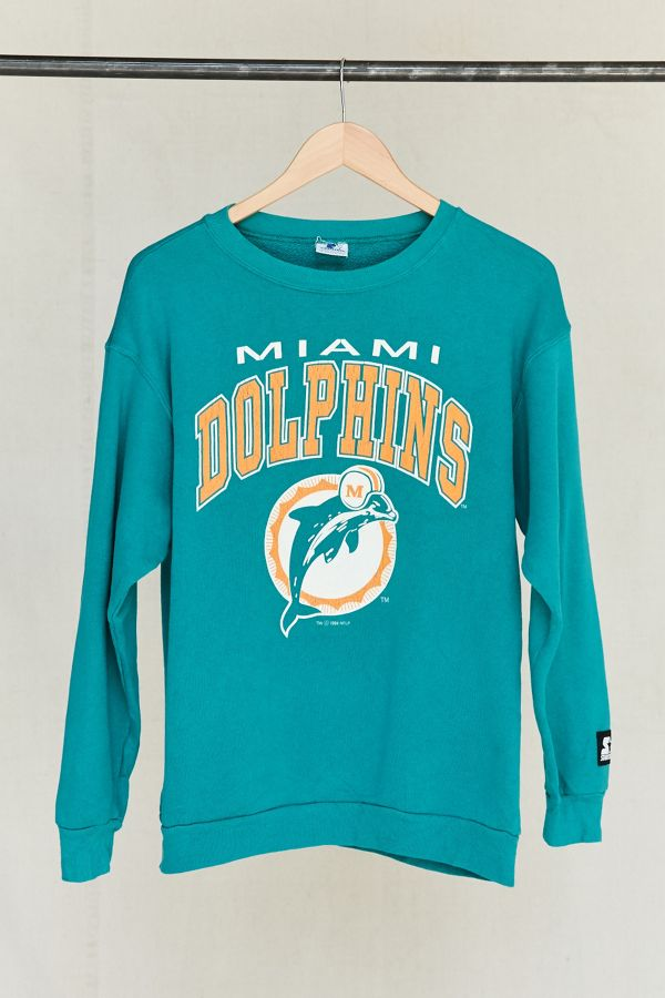 e0a61ad2 Vintage Miami Dolphins Sweatshirt | Urban Outfitters