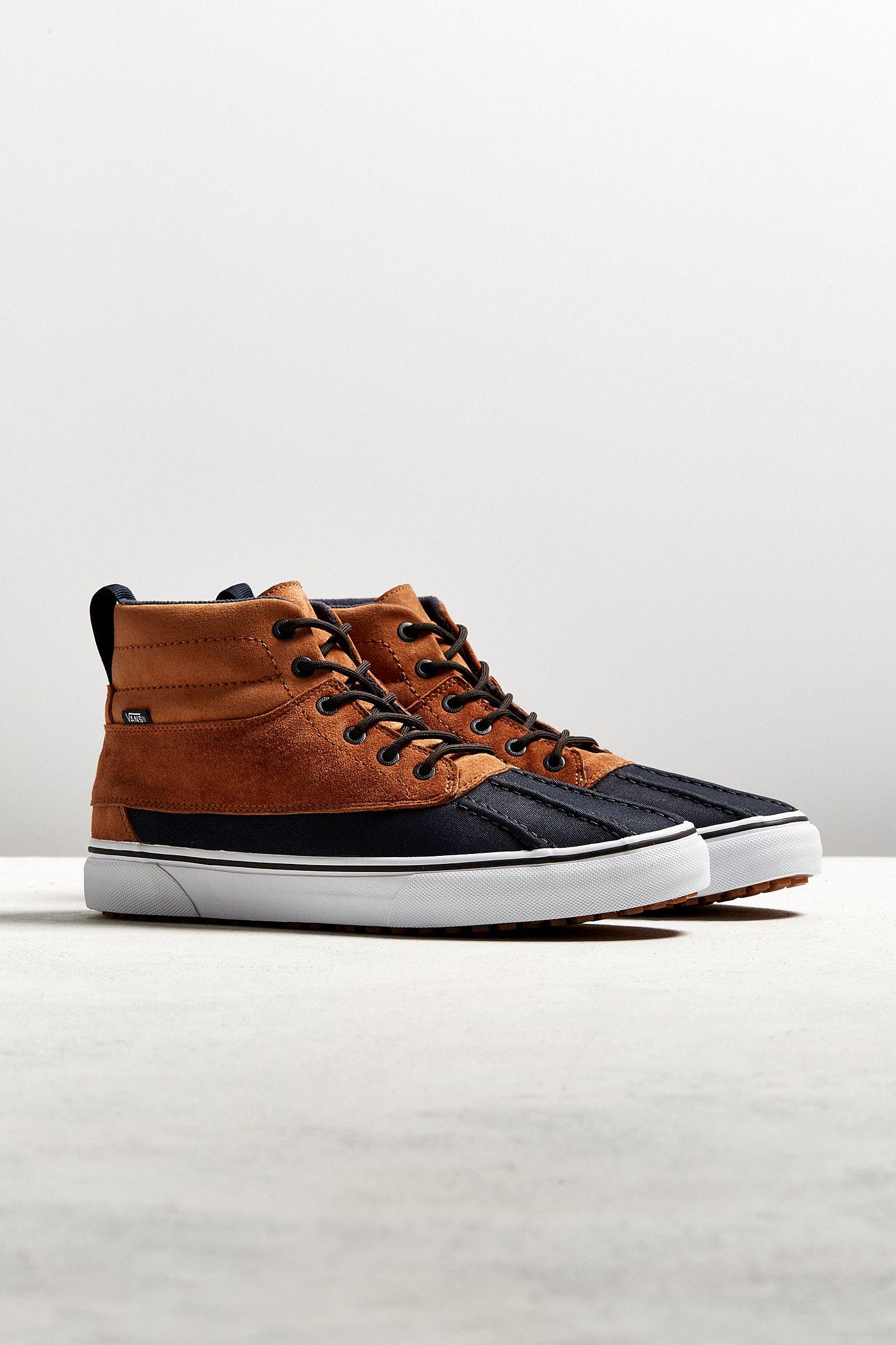 00e5d52e63 Vans Sk8-Hi Del Pato MTE Sneakerboot