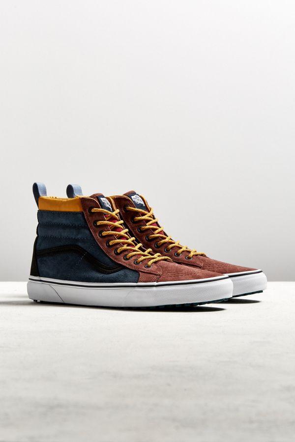 8510caba86d281 Vans Sk8-Hi MTE Colorblocked Sneakerboot