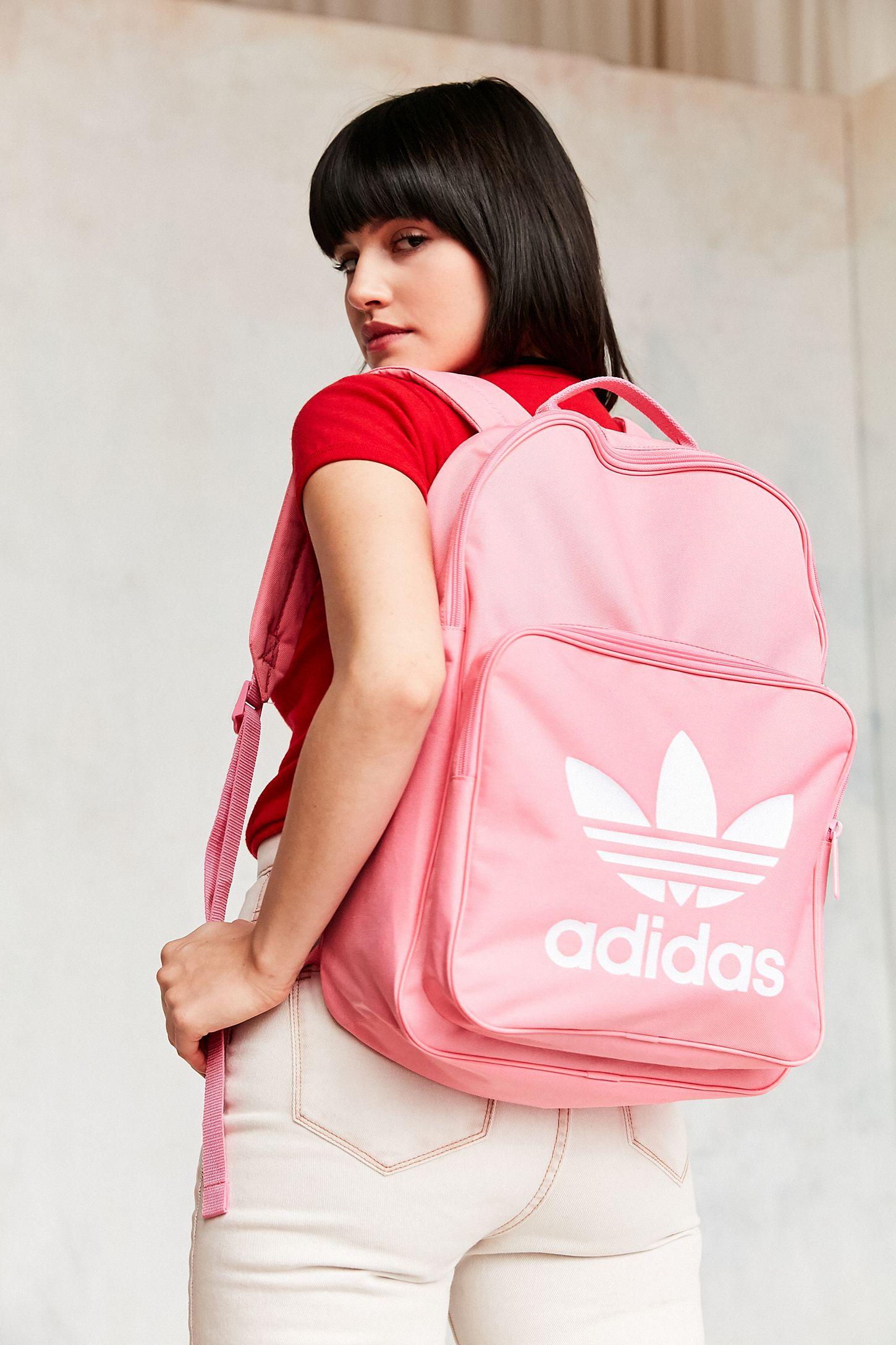 c7a6c5b373 adidas Originals Classic Trefoil Backpack