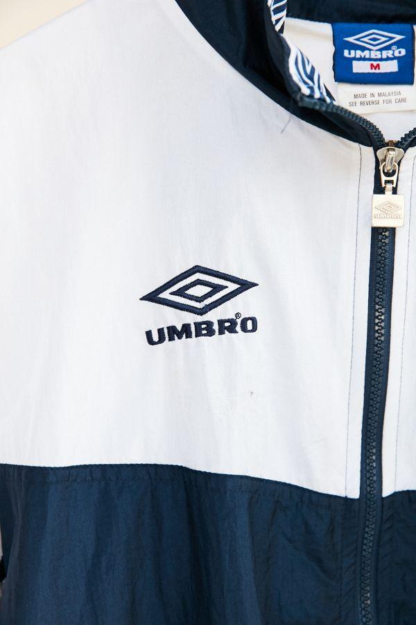 Vintage Umbro Windbreaker Made In USA