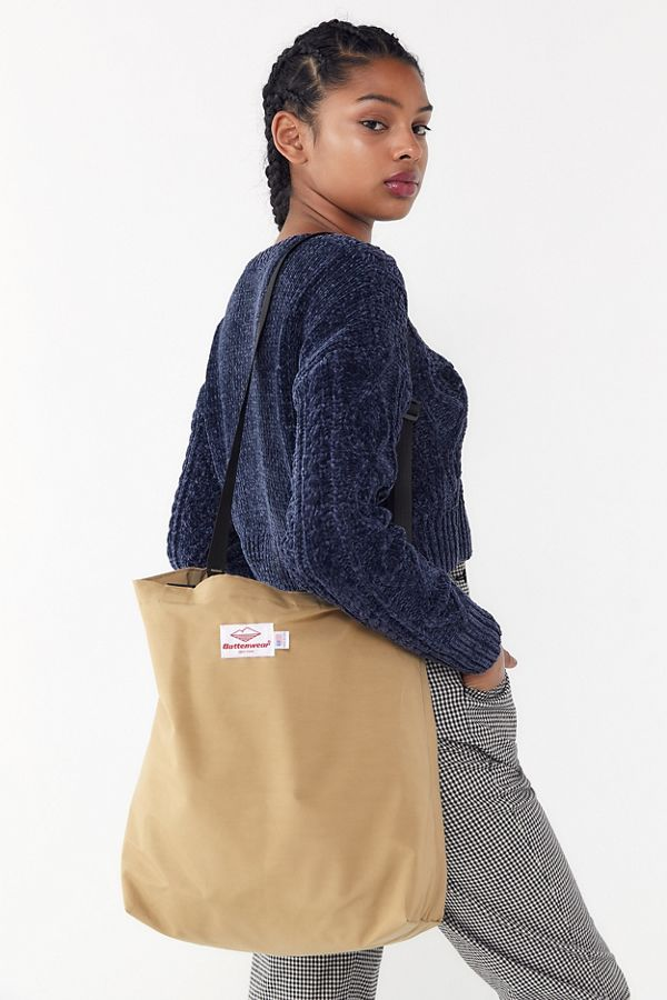 dafb4729c Battenwear Packable Tote Bag | Urban Outfitters