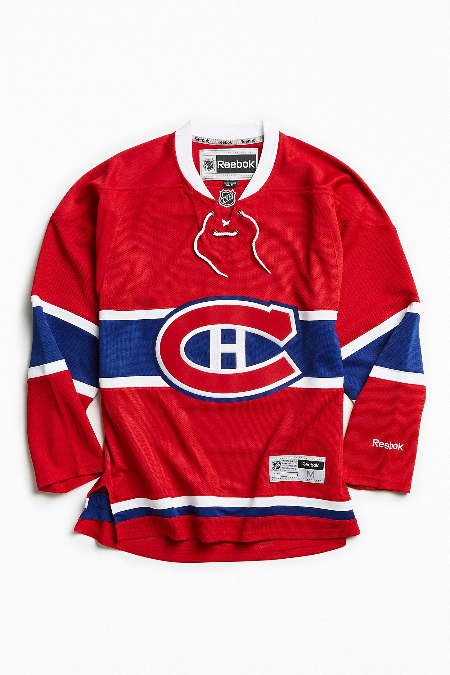 best cheap ff8cf 71a0b Reebok NHL Montreal Canadiens Hockey Jersey