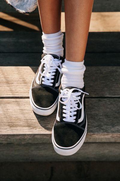 OLD SKOOL PLATFORM Rosa | Vans Damen Sneaker