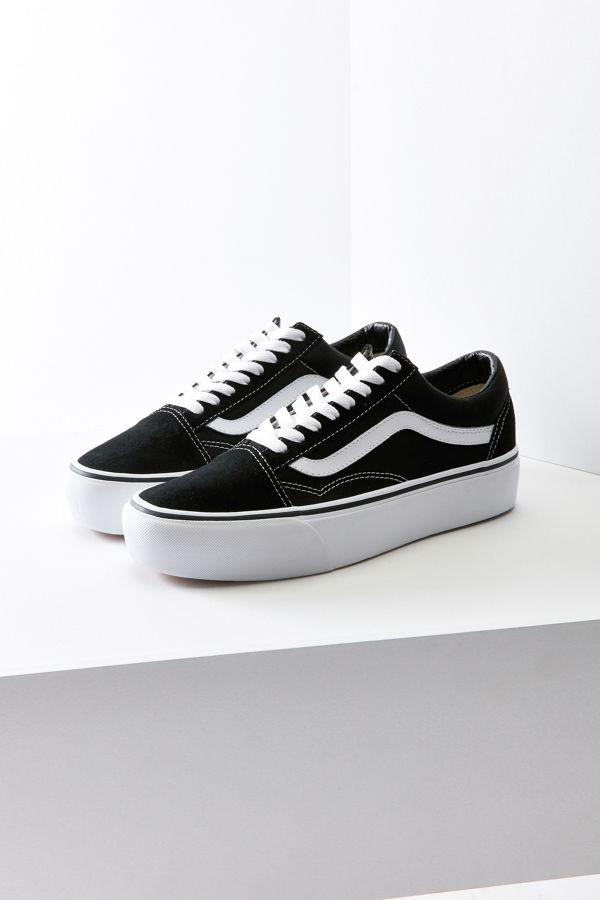 27b5cde118fd9e Slide View  4  Vans Old Skool Platform Sneaker