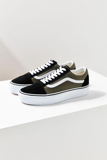 af0d34022d Vans Old Skool Platform Sneaker