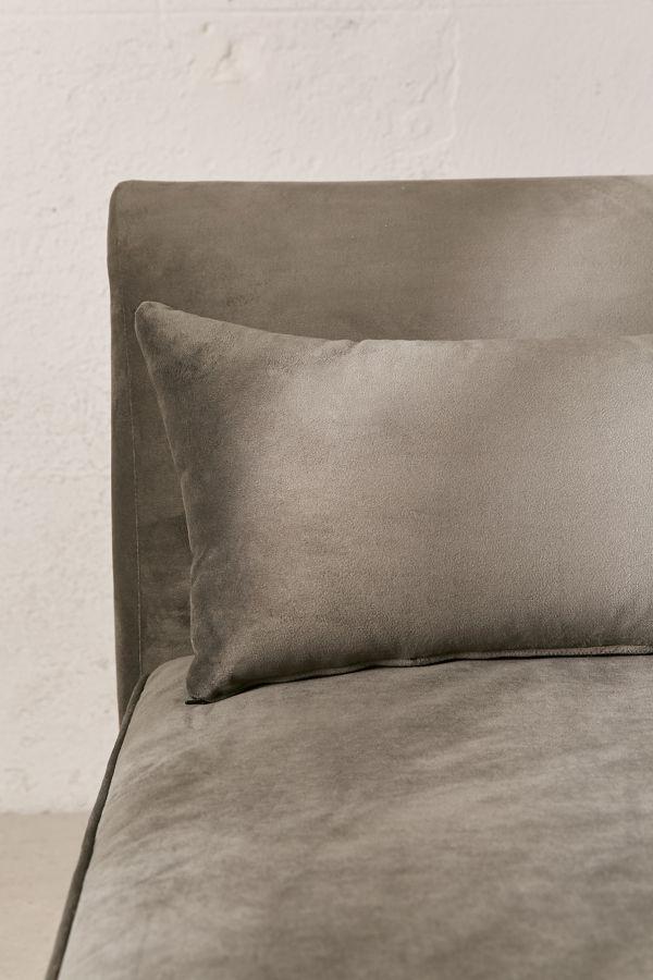 Swell Cecilia Velvet Sectional Sofa Ibusinesslaw Wood Chair Design Ideas Ibusinesslaworg