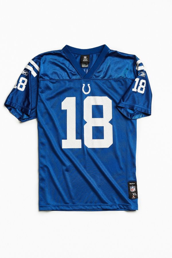 brand new 6f4df 4e39a Vintage NFL Indianapolis Colts Peyton Manning Jersey | Urban ...