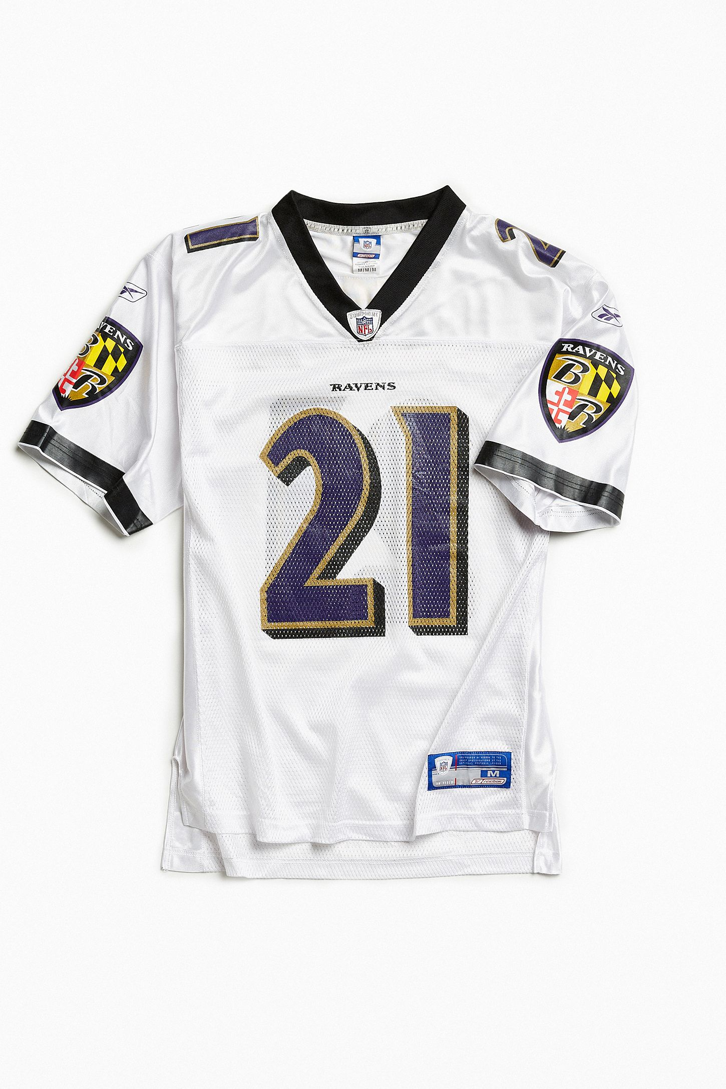 Vintage NFL Baltimore Ravens Chris McAlister Jersey | Urban Outfitters