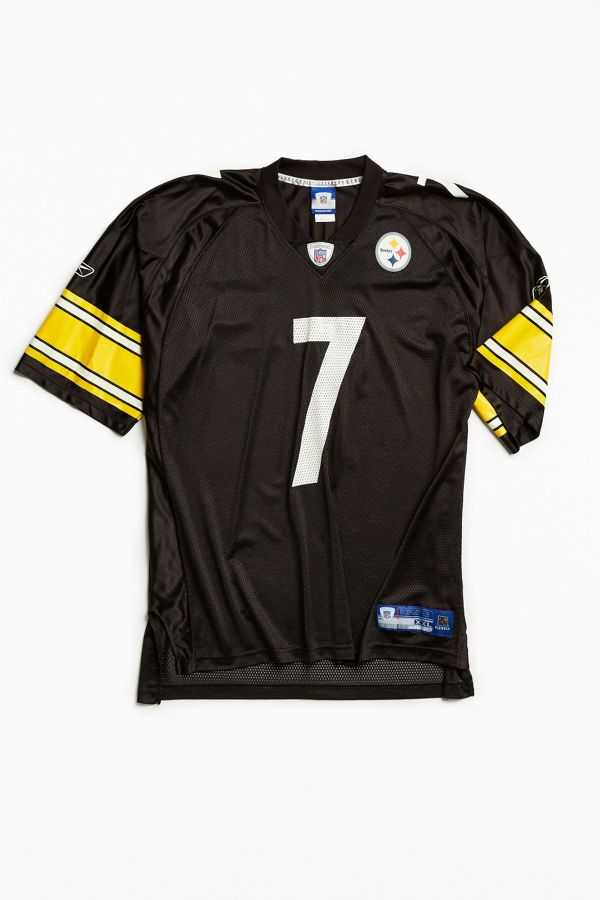 premium selection 5aede e005e Vintage NFL Pittsburgh Steelers Ben Roethlisberger Jersey ...