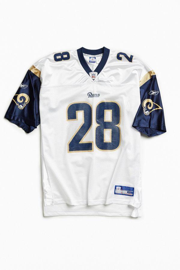 the best attitude 14da7 2fde1 Vintage NFL Los Angeles Rams Marshall Faulk Jersey | Urban ...