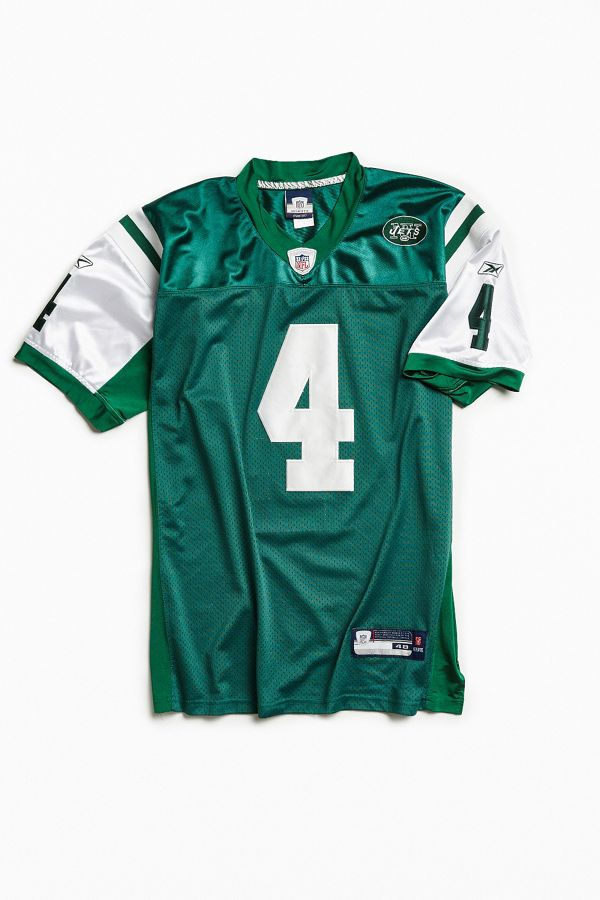brand new d2b54 46bb0 Vintage NFL New York Jets Brett Favre Jersey | Urban Outfitters