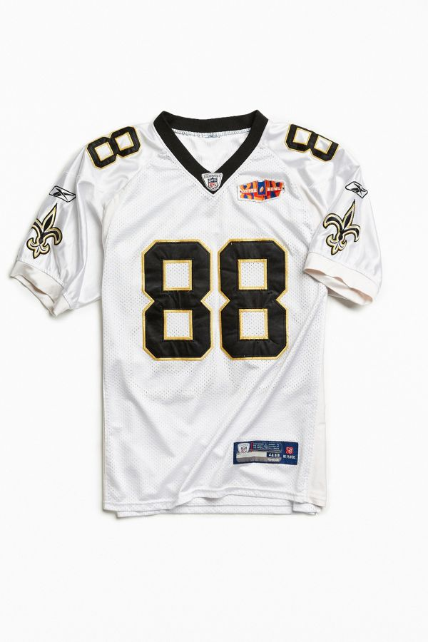 3cd2783d Vintage NFL New Orleans Saints Jeremy Shockey Jersey | Urban Outfitters