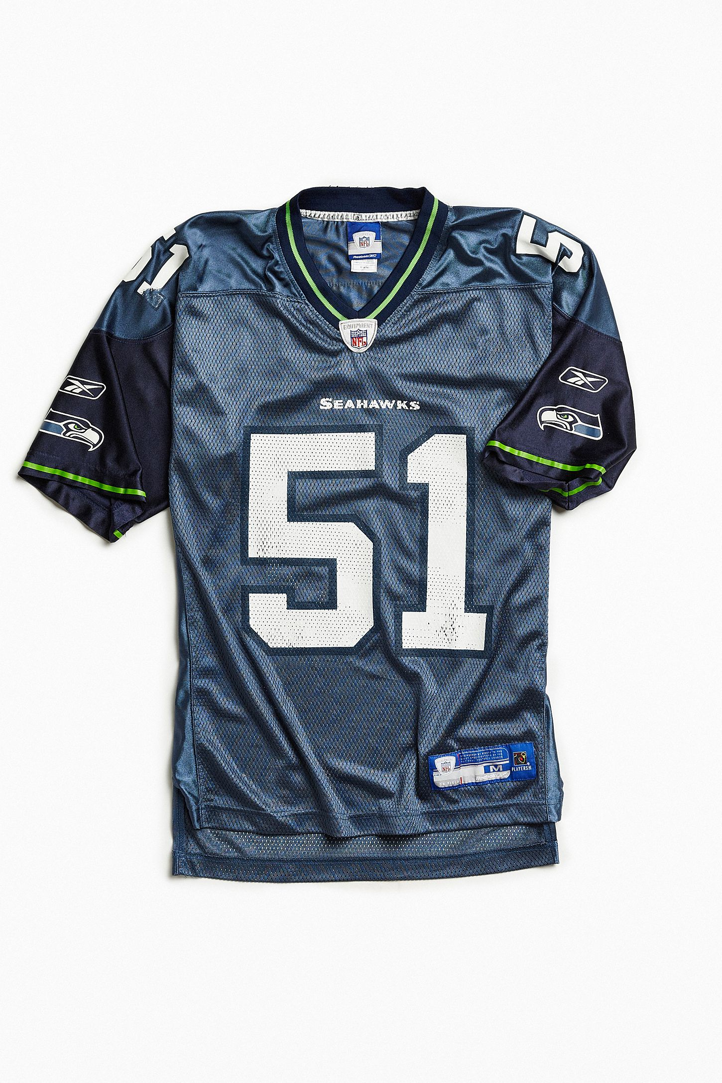 best loved efa8f 44eaa Vintage NFL Seattle Seahawks Lofa Tatupu Jersey | Urban ...