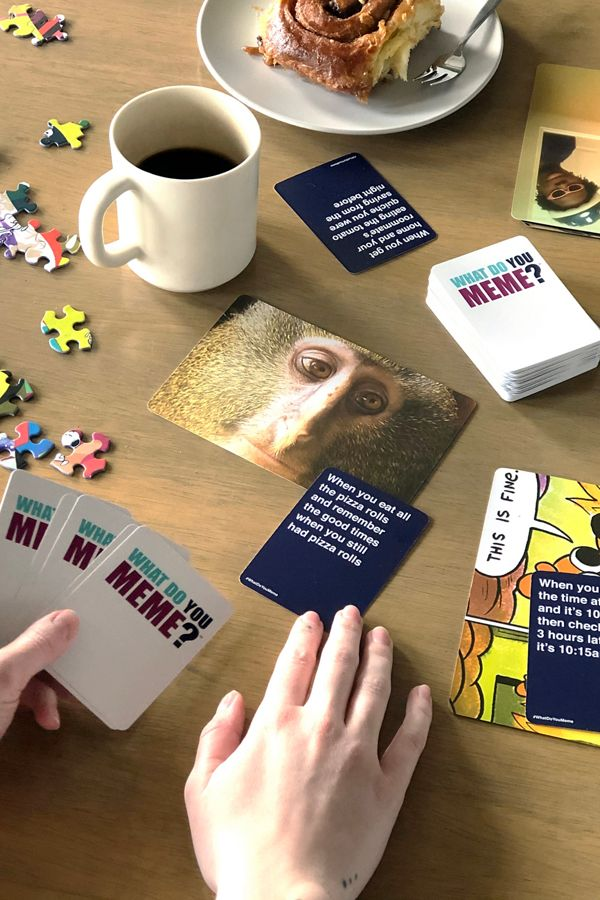 a384e025 What Do You Meme Game | Urban Outfitters