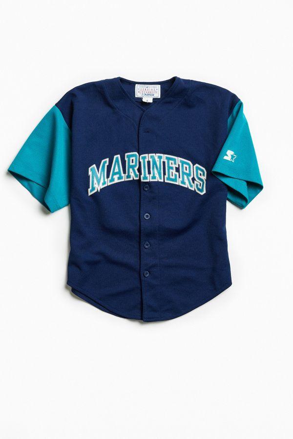 big sale 880e1 613e3 Vintage MLB Seattle Mariners Ken Griffey Jr. Jersey