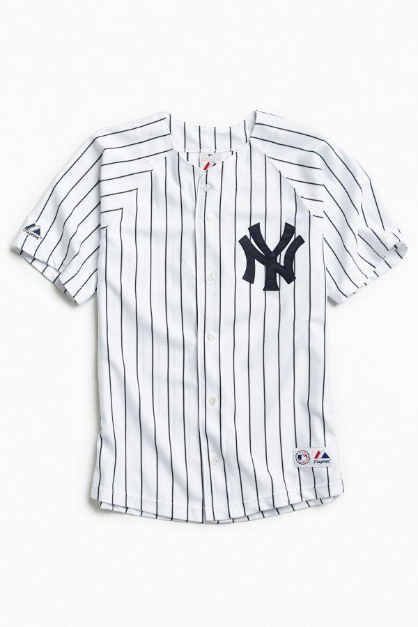 outlet store 0dbde 1b996 Vintage MLB New York Yankees Derek Jeter Jersey | Urban ...