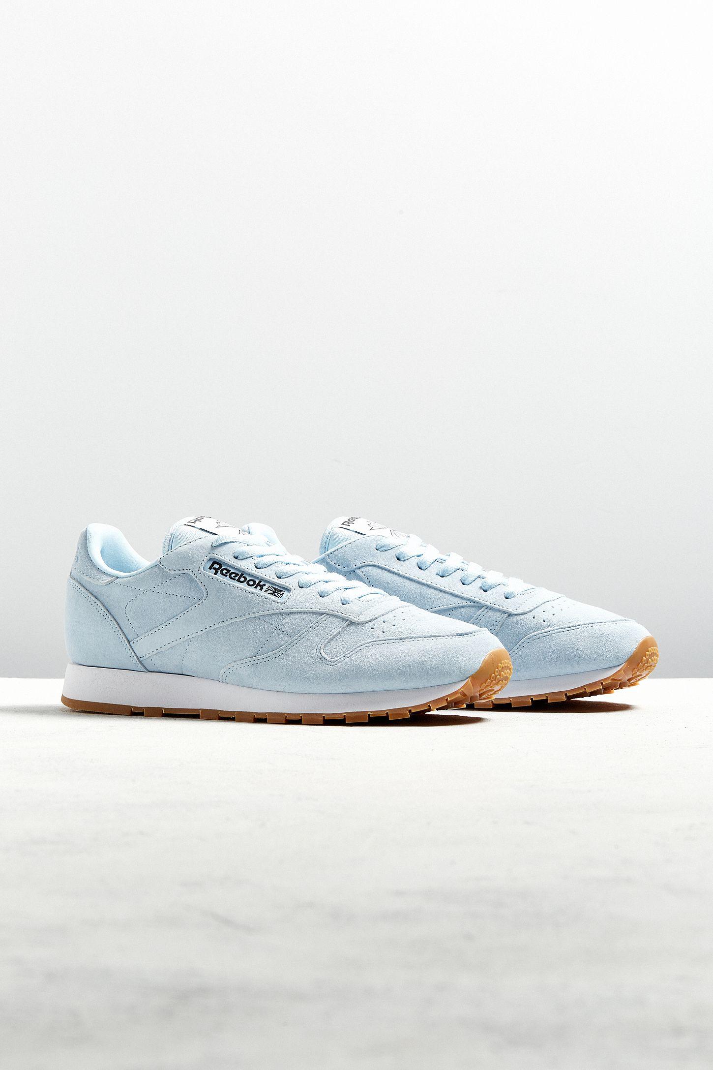 f560583f1ae Reebok Classic Leather Pastel Sneaker