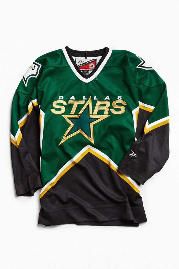 the latest 1cda9 f2e1e Vintage NHL Dallas Stars Hockey Jersey | Urban Outfitters