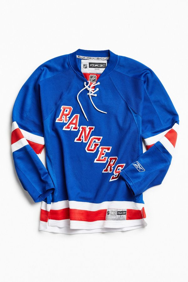 buy online 411bf d342c Vintage NHL New York Rangers Hockey Jersey