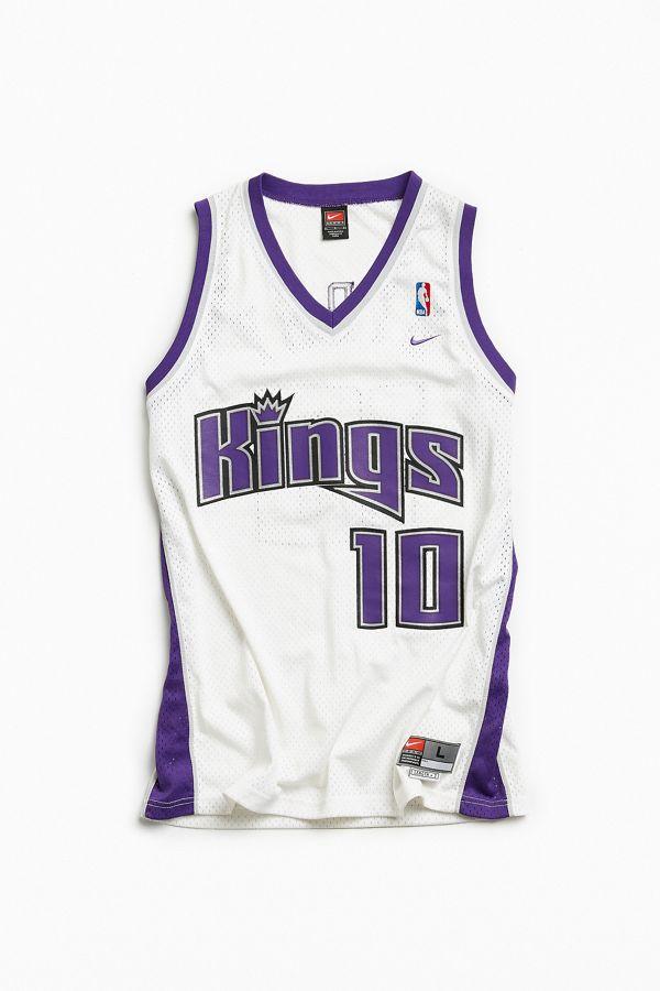 sneakers for cheap c4508 ba4e8 Vintage NBA Sacramento Kings Mike Bibby Basketball Jersey ...