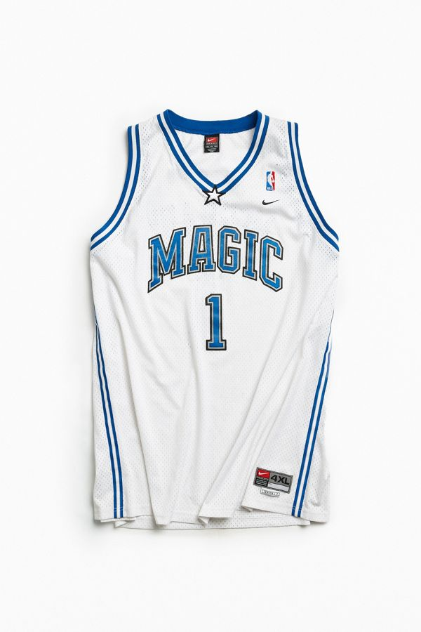 finest selection 7e19c bf808 Vintage NBA Orlando Magic Tracy McGrady Basketball Jersey ...